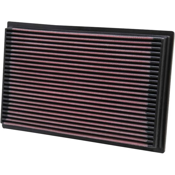K&N Air Filter 33-2080 (Interchangeable with A1598), , scaau_hi-res