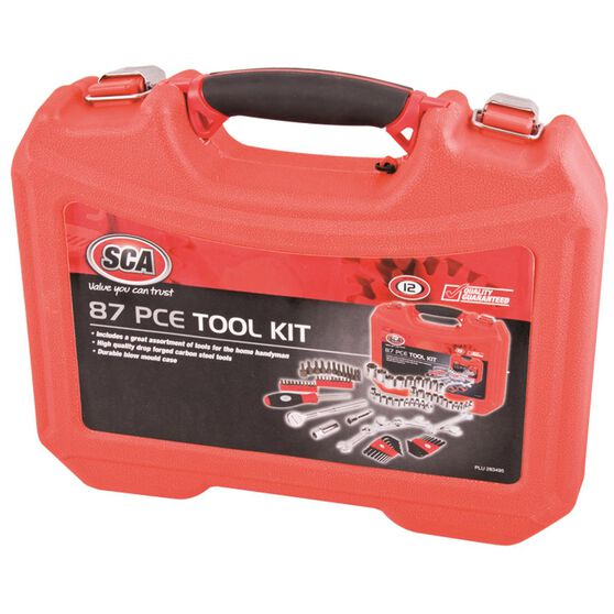 SCA Tool Kit - 87 Piece, , scaau_hi-res
