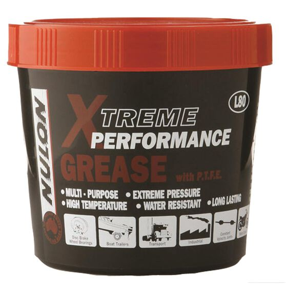 Nulon Extreme Performance L80 Grease Tub - 450g, , scaau_hi-res