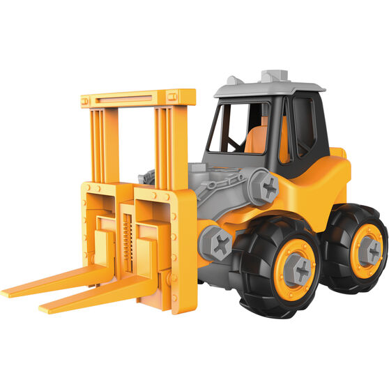 Build model fork lift, , scaau_hi-res