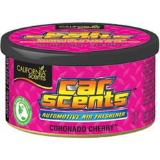 California Scents Car Scents Air Freshener - Cherry, 42g, , scaau_hi-res
