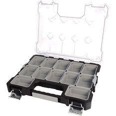 ToolPRO Connectable Organiser Box - Small, , scaau_hi-res