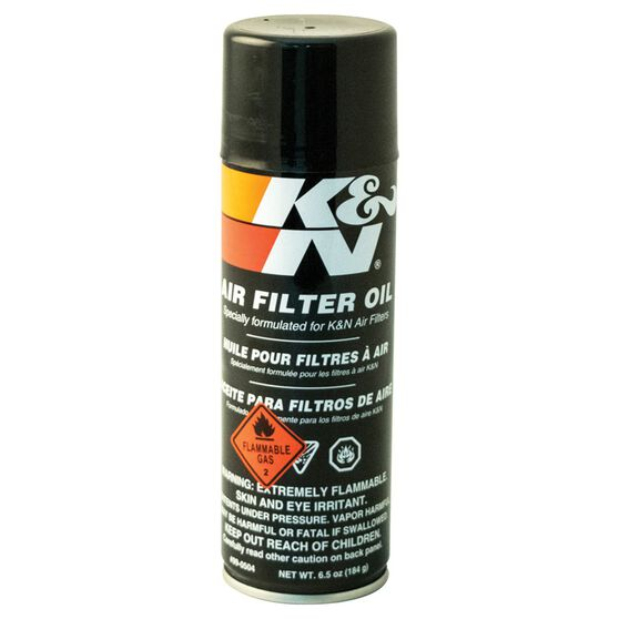 K&N Air Filter Oil 99-0504 192mL, , scaau_hi-res