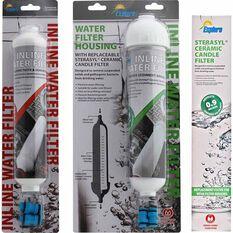 Water Filter - Inline, Nanosilver, , scaau_hi-res