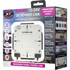 KT Cable DC Power Link - 50AMP, 12-24V - KT70601, , scaau_hi-res