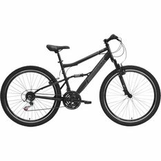 Ridgeback 27.5 Dual Suspension Mountain Bike, , scaau_hi-res