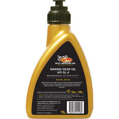 Gulf Western Marine Gear Oil Full Synthetic 75W-90 1 Litre, , scaau_hi-res
