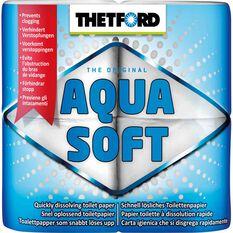 Thetford Toilet Paper - Dissolving, 4 Pack, , scaau_hi-res