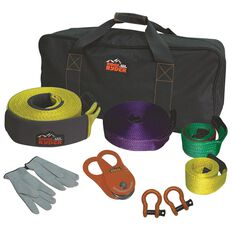 Ridge Ryder 4WD Recovery Kit, , scaau_hi-res