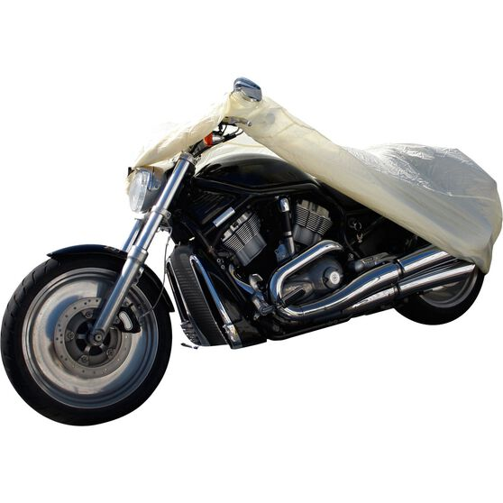 CoverALL Motorcycle Cover Bronze Protection - Large, Suits 750 - 1500cc, , scaau_hi-res
