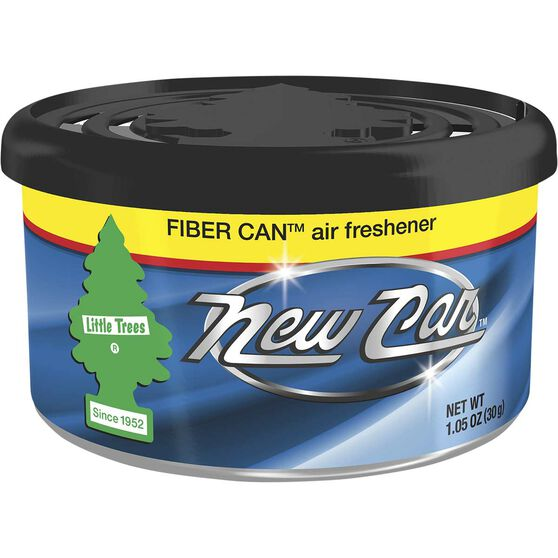 Little Trees Air Freshener Cannister - New Car, 30g, , scaau_hi-res