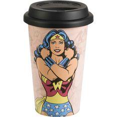 Gift Pack, Wonder Woman Travel Mug, , scaau_hi-res