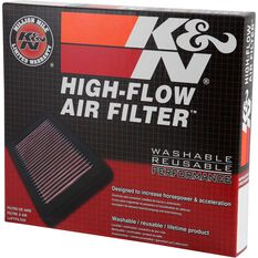 K&N Air Filter - 33-2117 (Interchangeable with A488), , scaau_hi-res