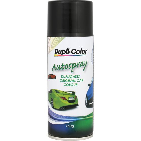 Dupli-Color Touch-Up Paint - Ebony Black, 150g, DSH67, , scaau_hi-res