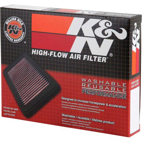 K and N Air Filter - 33-2955, , scaau_hi-res