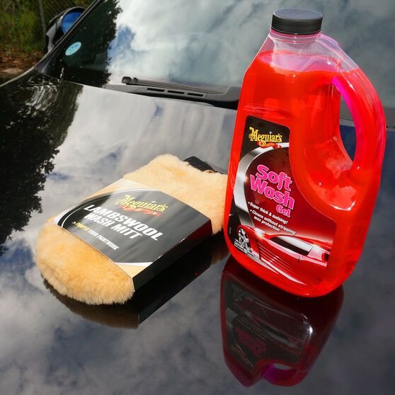 Meguiar's Soft Wash Gel - 1.89 Litre, , scaau_hi-res