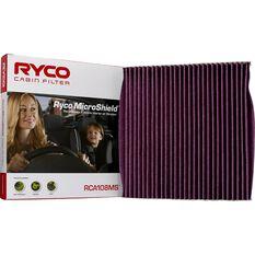 Ryco Cabin Air Filter Microshield RCA108MS, , scaau_hi-res