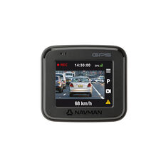 Navman FOCUS400 1080P Front and Rear Dash Camera Kit with GPS, , scaau_hi-res
