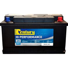 Century Hi Performance Car Battery DIN75L MF, , scaau_hi-res