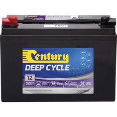 Century Deep Cycle Battery - C12-105DA, 105Ah, , scaau_hi-res
