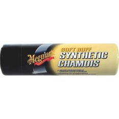 Meguiar's Soft Buff Synthetic Chamois - 43cm X 37cm, , scaau_hi-res