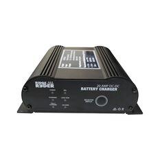 Ridge Ryder DC-DC Battery Charger - 12V, 20 Amp, , scaau_hi-res