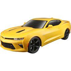 Remote Control, Chevrolet Camaro - 1:14 scale model, , scaau_hi-res