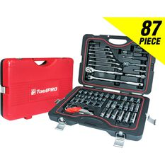 ToolPRO Automotive Tool Kit - 87 Piece, , scaau_hi-res