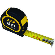 Stanley Tape Measure - Tylon, 8m, , scaau_hi-res