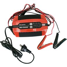 Projecta Pro-Charge Battery Charger - 12V,1-4 Amp, , scaau_hi-res