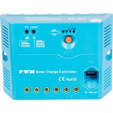 Ridge Ryder Solar Charge Regulator w / USB- 12 / 24V 30 AMP, , scaau_hi-res