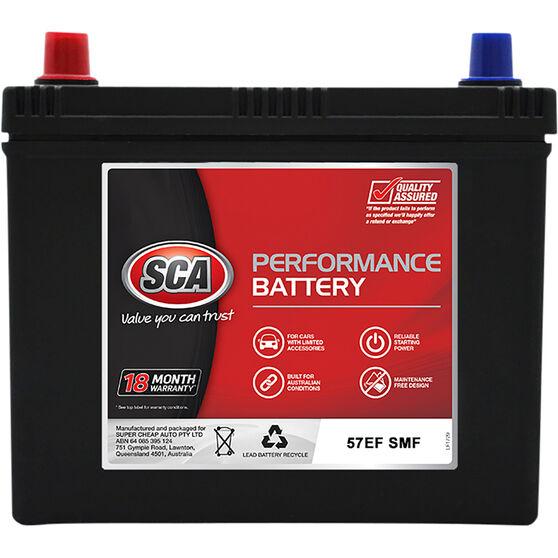 SCA Performance Car Battery S57EF MF, , scaau_hi-res
