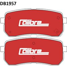 Calibre Disc Brake Pads DB1957CAL, , scaau_hi-res