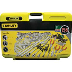 Stanley Trade Tool Kit 156 Piece, , scaau_hi-res