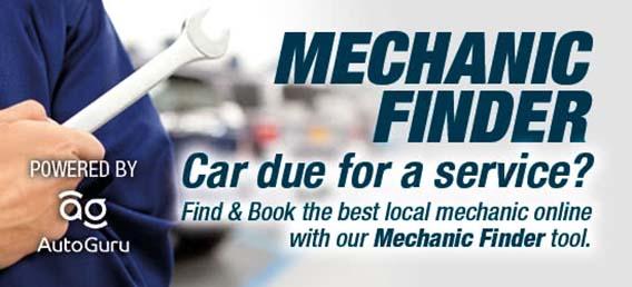 Mechanic Finder