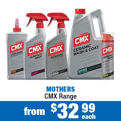 Mothers CMX Range