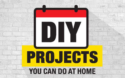 DIY Projects Header