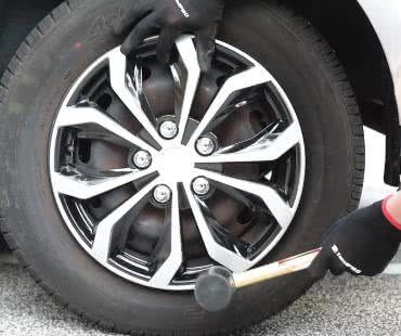 one wheel trims available in any size and model
