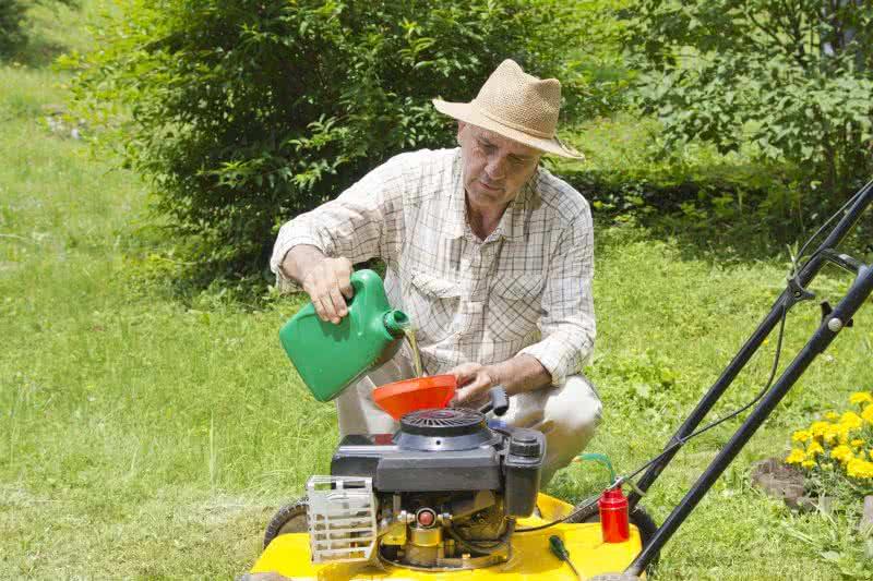 Small Engine Oils