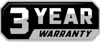 ToolPRO 3 Year Warranty