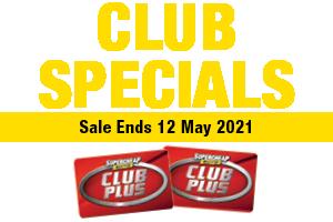 Club Specials