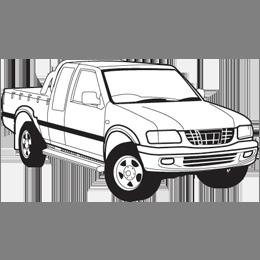 Holden Rodeo TF - 4 Cylinder Diesel | Supercheap Auto