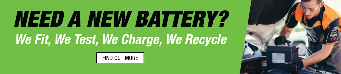 Battery Fitment