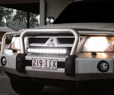 wiring an led light barMitsubishi Montero Starter Location Together With Hella Lights Wiring #2