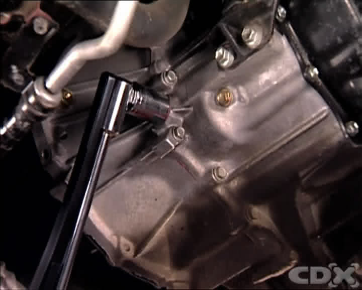 Step 4 – Replace The Gasket And Insert The Drain Plug
