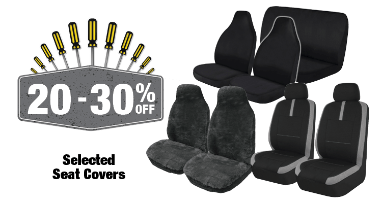 Selected Seat Covers