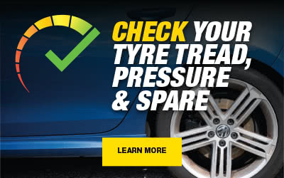 Learn More: Check Your Tyres