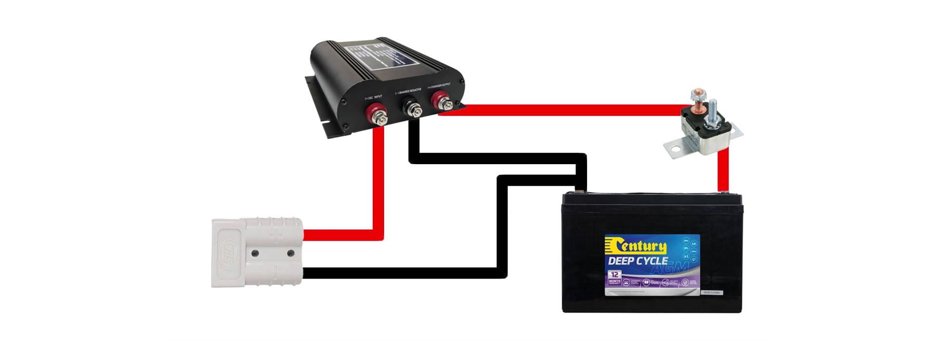 VSR Wiring Diagram