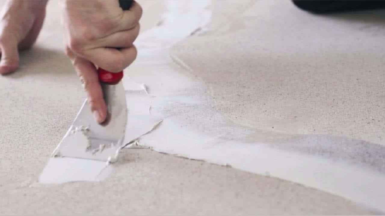 Step 5 - Repairing Cracks