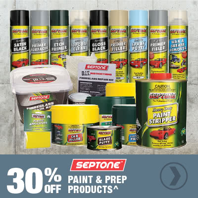 Septone Paint & Prep Products